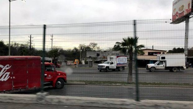 Vive Reynosa caos por balaceras y bloqueos