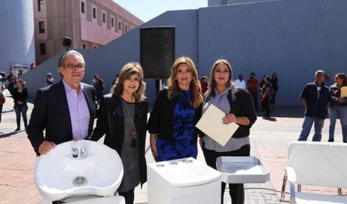 Entrega Gobernadora Pavlovich proyectos de autoempleo a 273 familias