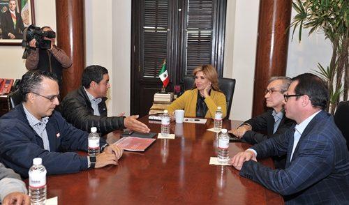 Cristaliza Gobernadora Pavlovich inversión privada de 12 millones de dólares en Cananea