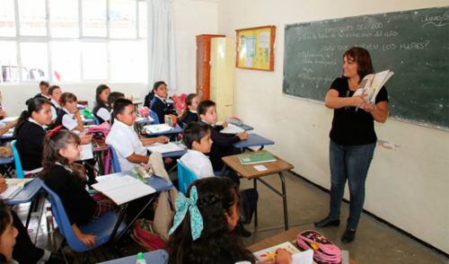 Presenta SEC convocatorias de promoción para docentes de Educación Básica