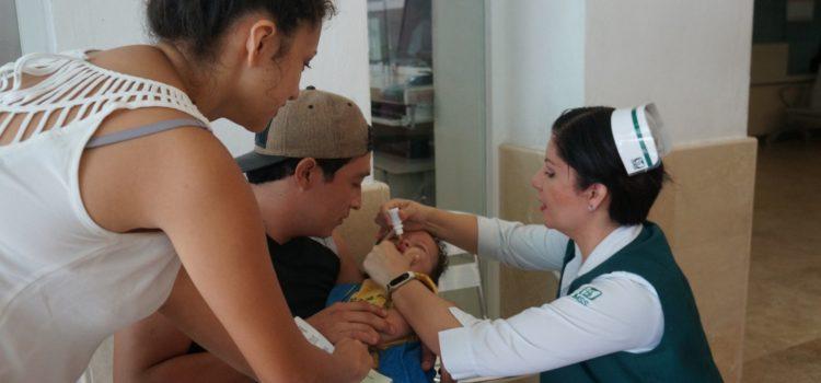 IMSS Sonora destaca la importancia de completar esquema de vacunación