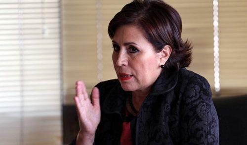 Detectan a Rosario Robles desvío de 1.3 mmdp