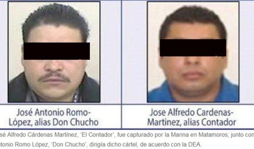 Liberan a sobrino de Osiel Cárdenas por pifia de Marina