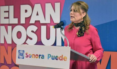"""""""Con Ricardo Anaya Cortés la transformación de México será real e incluyente"""": Alejandra López Noriega"""