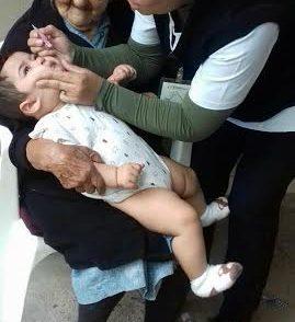 Reitera Secretaría de Salud llamado a padres de familia para que lleven a sus hijos a vacunar en la Primera Semana Nacional de Salud 2018