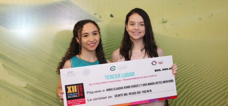 Difunden en Sonora convocatoria de Concurso de Transparencia en Corto
