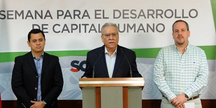 Celebrará Secretaría del Trabajo Semana para el Desarrollo de Capital Humano