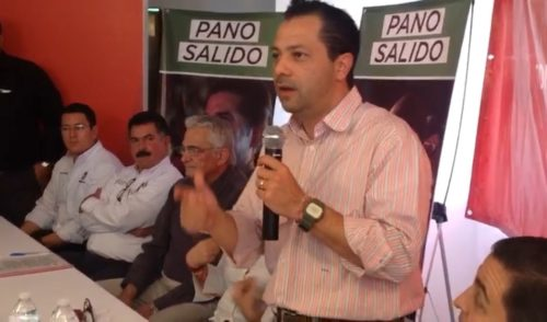 Llama Ernesto de Lucas a cerrar filas el 1 de julio con José Antonio Meade