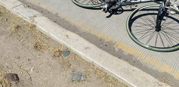 Muere ciclista en el Camino del Seri