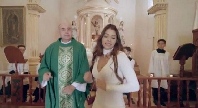 Cardenal afirma que engañaron a la iglesia para filmar video de La Niña Bien