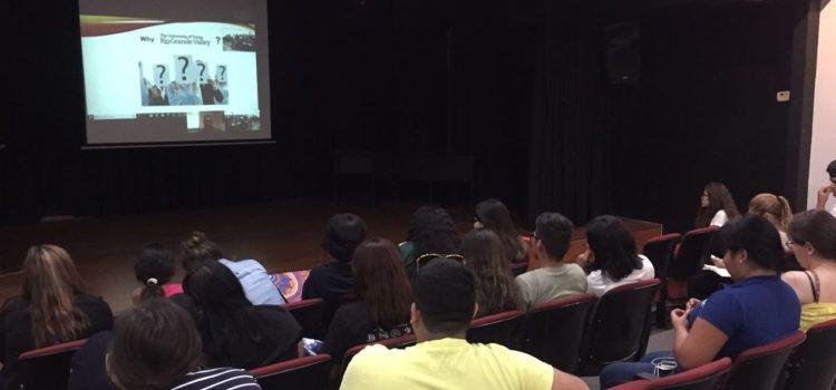 Motivan a jóvenes a estudiar en Brasil, Colombia y Estados Unidos