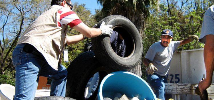 Exhorta Secretaría de Salud a limpiar los patios después de las lluvias