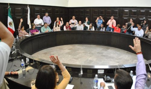 Avala Cabildo de Hermosillo permanencia de la Presidenta Municipal