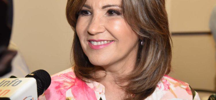 En 2018 vamos por el 100: Angelina Muñoz