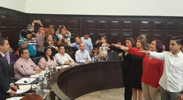Rinde protesta Angelina Muñoz como Presidenta de Hermosillo