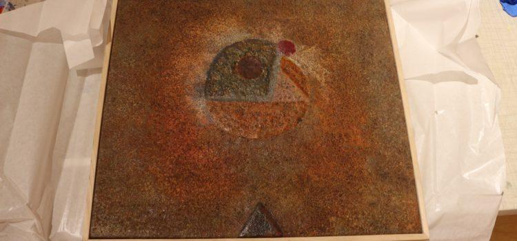 Expondrá Musas obra del artista Vicente Rojo