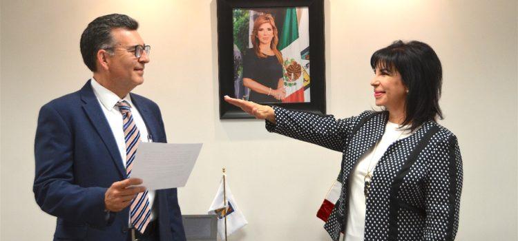Es Laura Lorena Robles Ruíz nueva Titular de la COESPRISSON