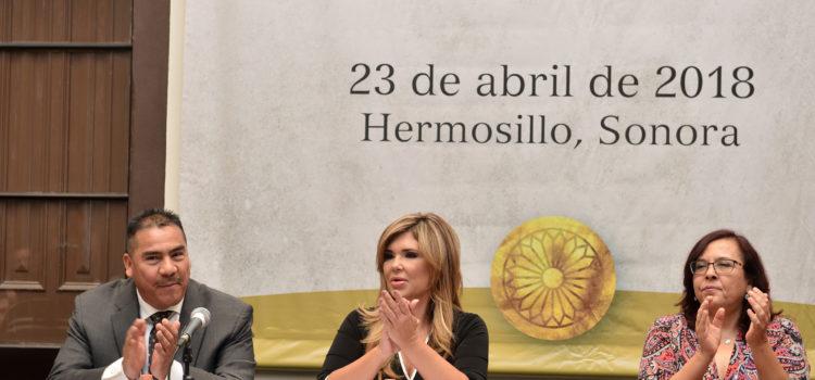 Atestigua Gobernadora toma de protesta de nuevo Rector de El Colegio de Sonora