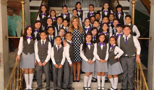 Motiva Gobernadora a diputados infantiles a ser líderes del futuro