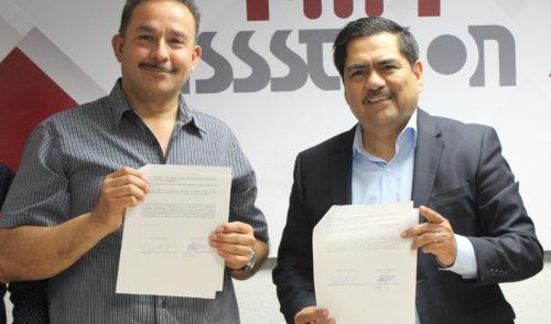Acuerdan ISSSSTESON y SUEISSSTESON lineamientos transparentes para asignación de bases