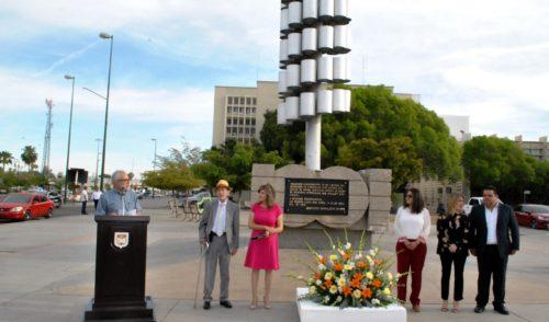 Conmemoran el 139 aniversario de Hermosillo como capital de Sonora