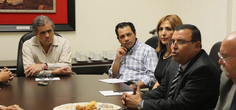 Toma de protesta Benjamin Gaxiola Loya como nuevo presidente de la fundación Colosio en Hermosillo