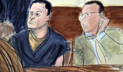 Posponen para junio audiencia de 'El Chapo'