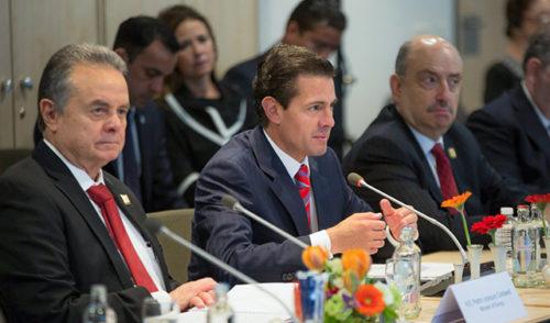 Gane quien gane la presidencia, México seguirá creciendo, dice EPN