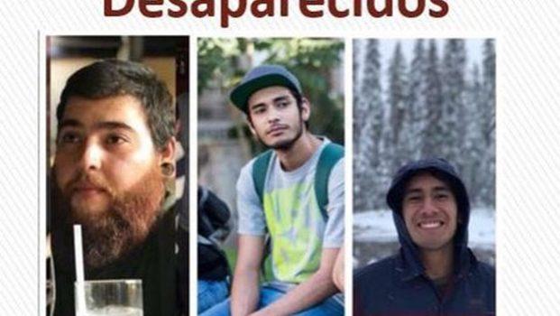 Estudiantes de cine: asesinados y disueltos en ácido