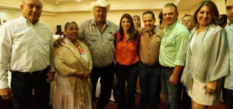 Líderes del PAN del sur de Sonora se suman a Sylvana y Maloro