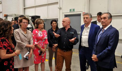 Sonora se consolida a nivel internacional en industria aeroespacial: Jorge Vidal Ahumada