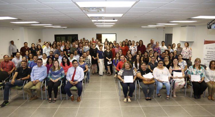 Listos docentes de Sonora para Evaluación del Desempeño
