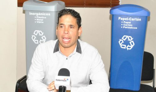 Conmemora Servicios Públicos el Día Mundial del Reciclaje
