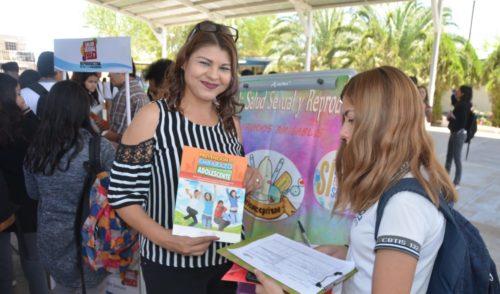 Inicia Salud Sonora jornada para adolescentes