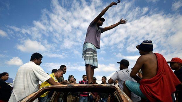 Brasil al borde del colapso económico y social