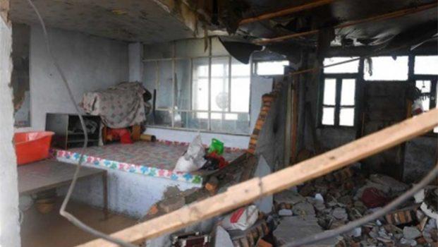 Sismo en China deja más de mil 500 casas dañadas
