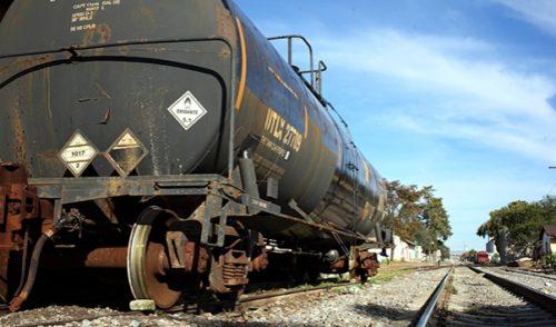 Combustible en trenes: el botín