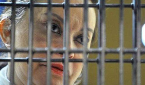 Gordillo denuncia ante la OEA 'complot' para encarcelarla