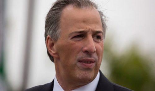 Delincuentes deben estar presos y no en el Senado: Meade