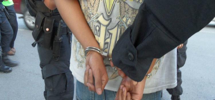 Sonora líder nacional en el combate al narcomenudeo cometido por menores de edad