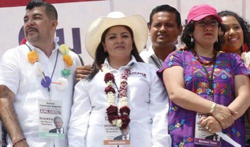 PRI calumnió a Nestora Salgado: INE