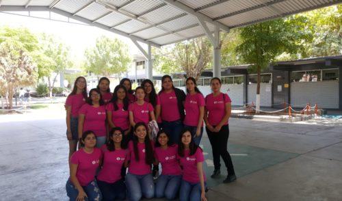 Asistirán alumnas del COBACH a campamento educativo en Nueva York