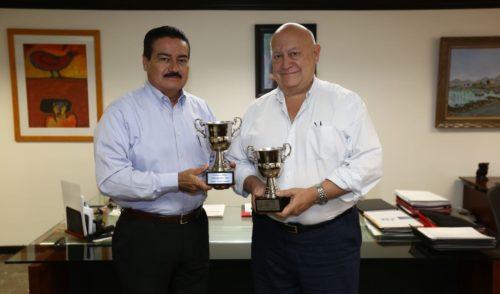 Reconoce F1 in Schools México al Gobierno de Sonora