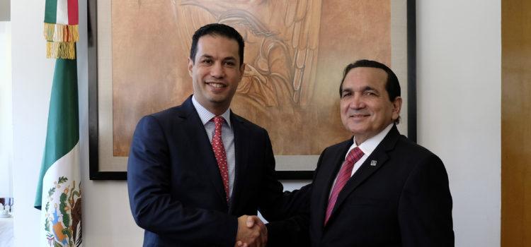 IMSS y CONCANACO acuerdan impulsar la innovación tecnológica
