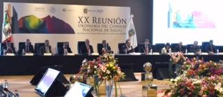 En México debe permanecer la defensa y compromiso con las instituciones : Narro Robles