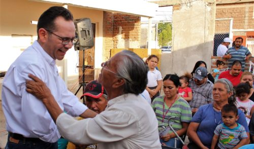Gestionaré recursos para pavimentación, porque es un acto de justicia para las familias de Hermosillo: Ulises Cristópulos