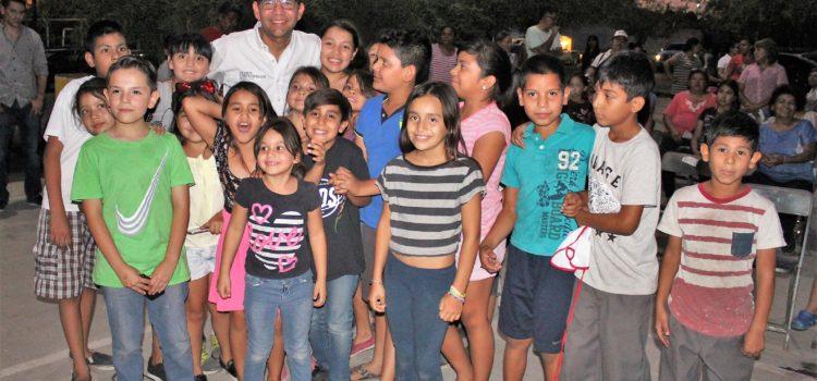 Porque la educación es la llave del éxito, Impulsaré programas de Becas para nuestros niños y jóvenes: Ulises Cristópulos