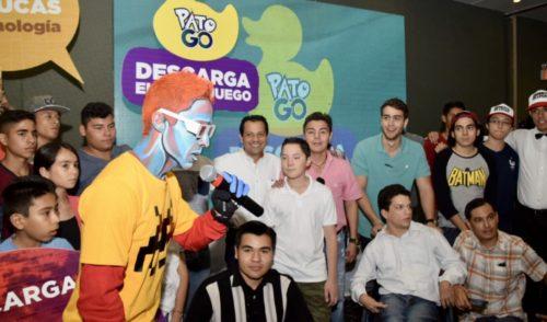 Proyecta Ernesto de Lucas la innovación de Hermosillo con el talento de los jóvenes