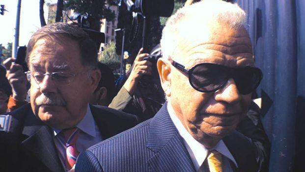Dan auto de libertad al ex Gobernador del PRI Andrés Granier