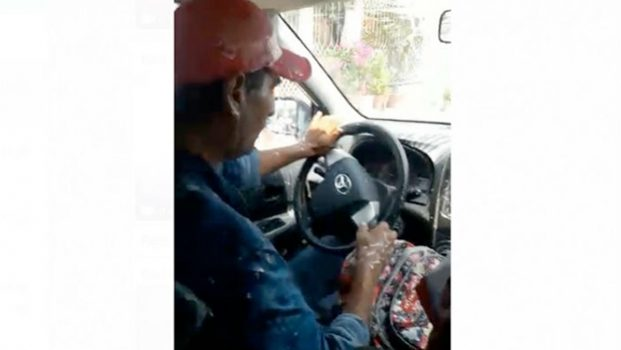 Panistas golpean y lanzan huevos a brigadistas de candidata de Morena